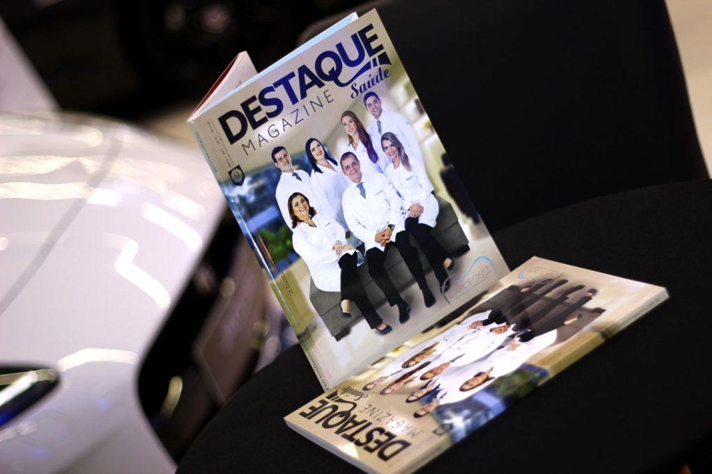 Revista Destaque Magazine - Avant Première Destaque Magazine – Parte 02