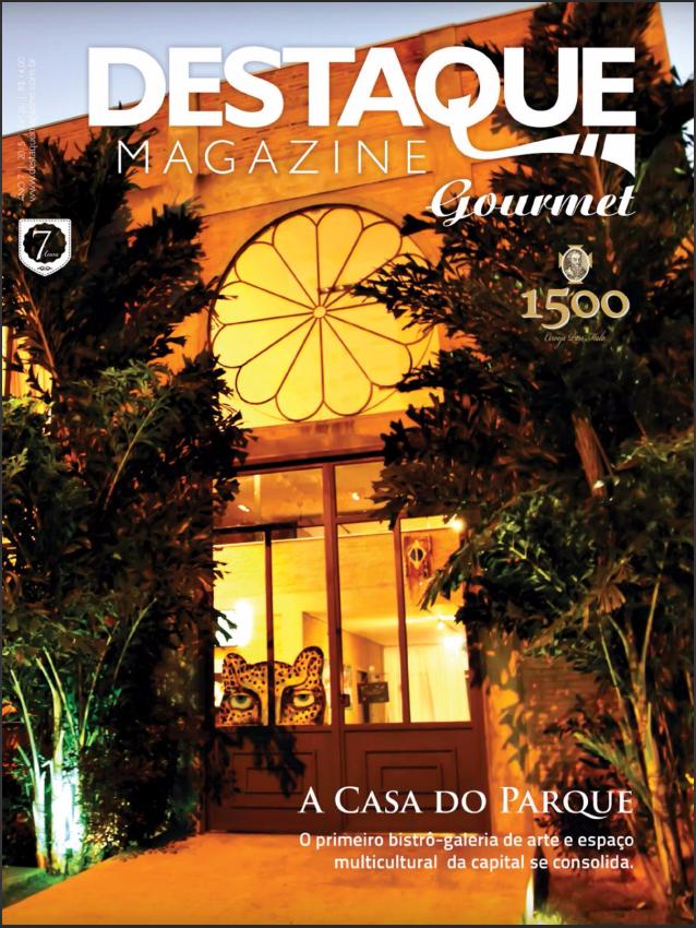 Revista Destaque Magazine - Edição 26