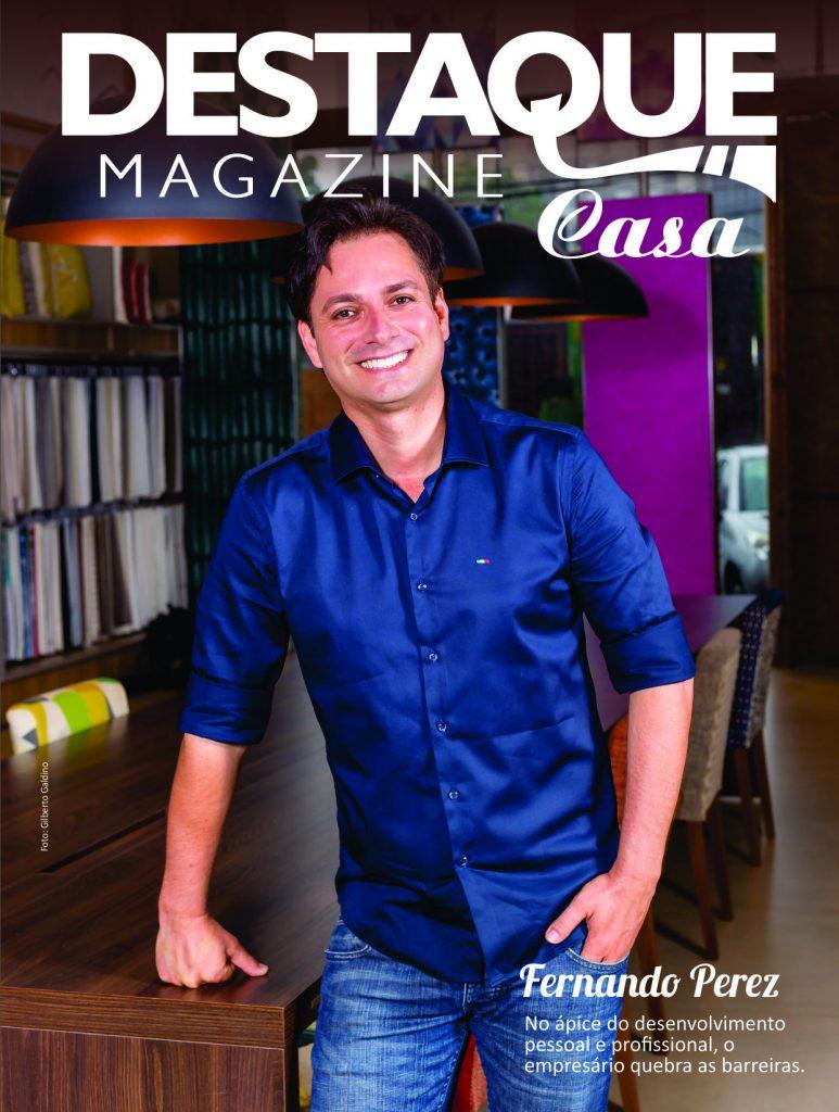 Revista Destaque Magazine - Edição 35