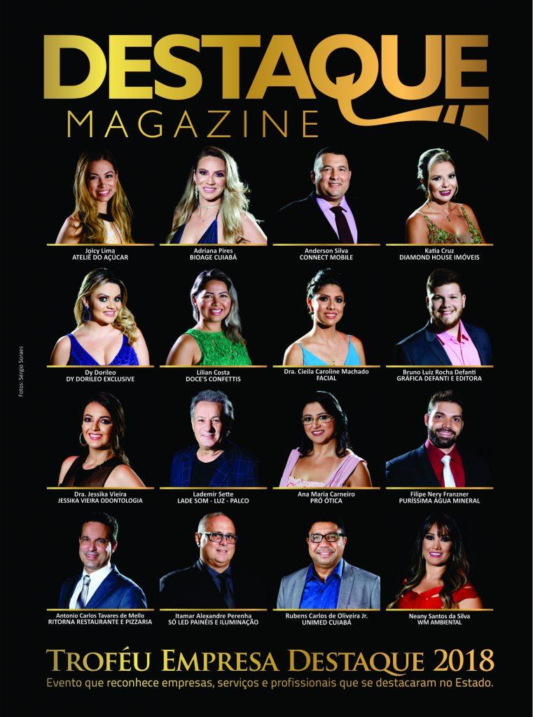 Revista Destaque Magazine - Edição 38